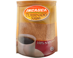 Azúcar Incauca Turbinado
