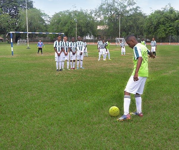 Escuela de Fútbol Incauca