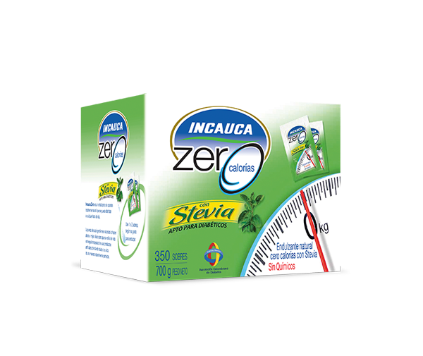 INCAUCA-ZERO-CAJA-MICROCORRUGADA-350-SOBRES-700G